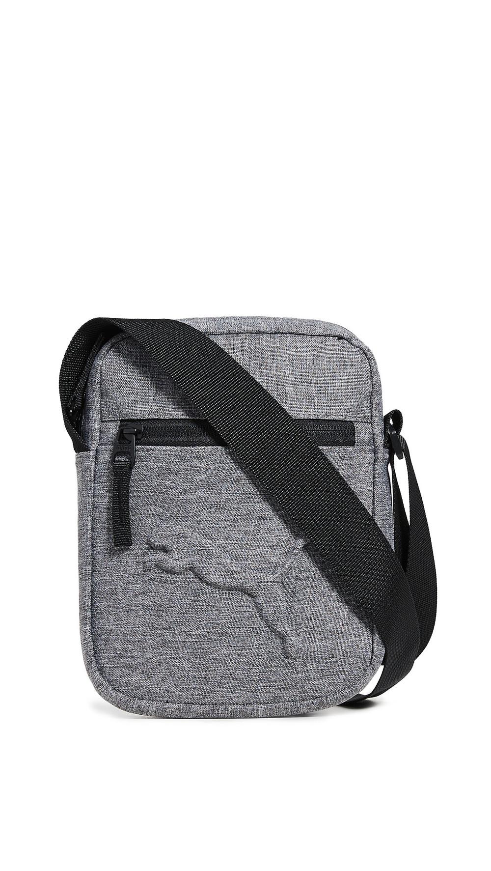 PUMA Reformation Crossbody Bag in grey