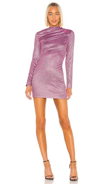 RtA Harper Dress in Pink