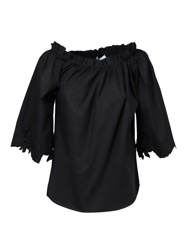 Blumarine Shirt in nero