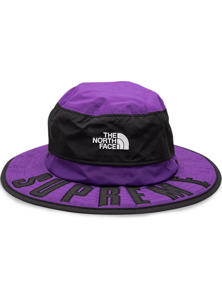 Supreme TNF Arc Logo Horizon Breeze Hat - Purple