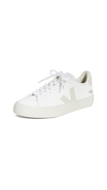 Veja Campo Sneakers in natural / white