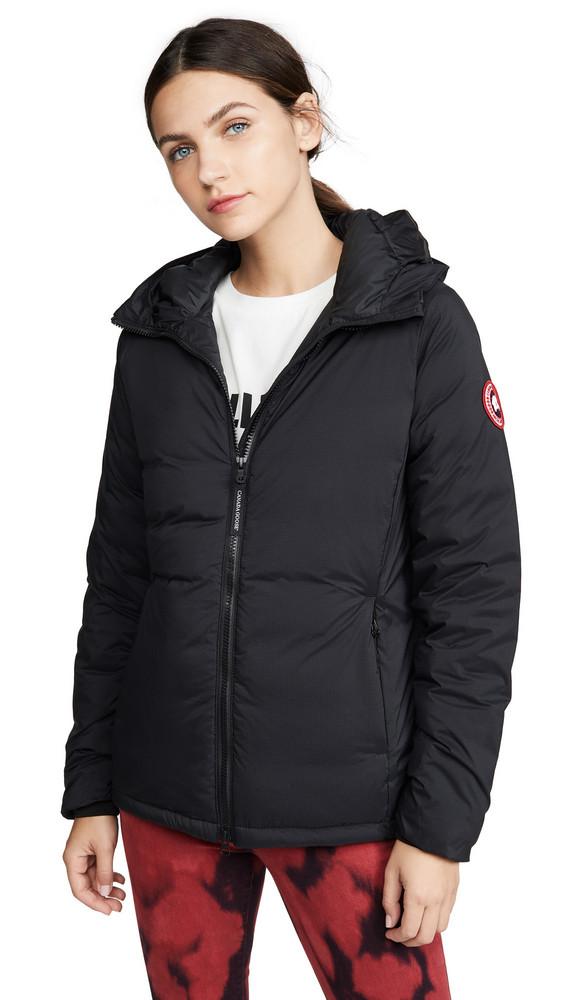 Canada Goose Camp Hoody in black