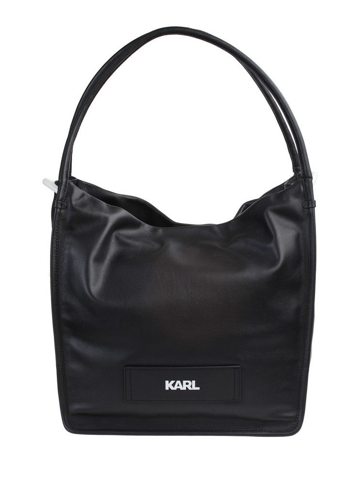 Karl Lagerfeld Shoulder Bag in nero