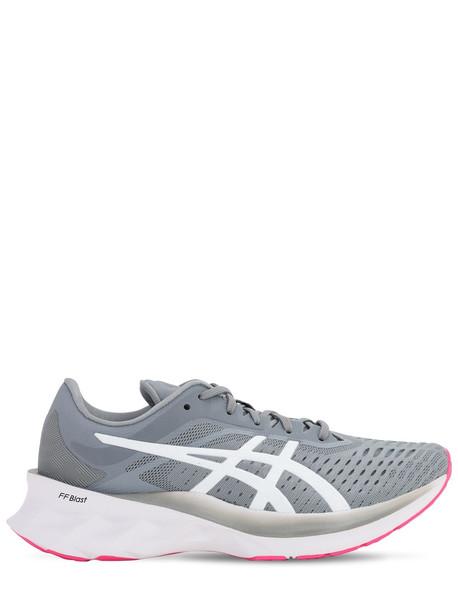 ASICS Novablast Sneakers in grey