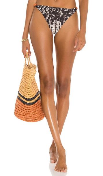 Tropic of C X REVOLVE Sana Reversible Bikini Bottom in Orange
