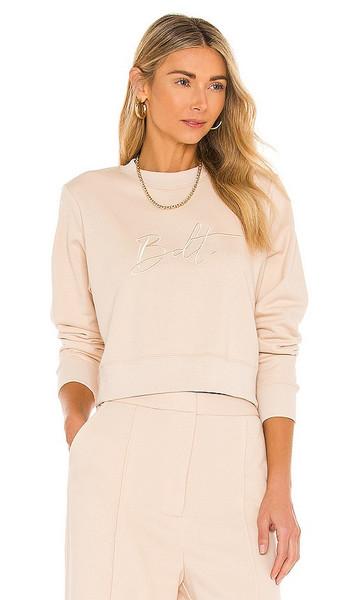 Bardot BDT Sweater in Cream in beige