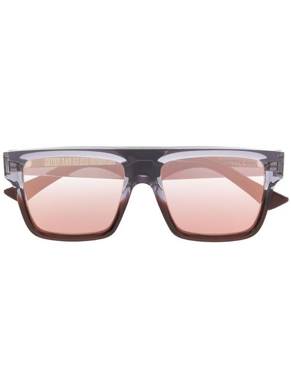 Cutler & Gross 1341-03 sunglasses in blue