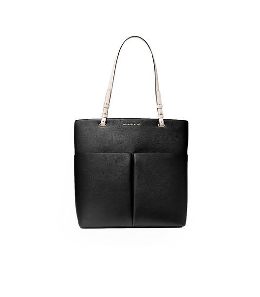Michael Kors Bedford Black Large Shopping Bag