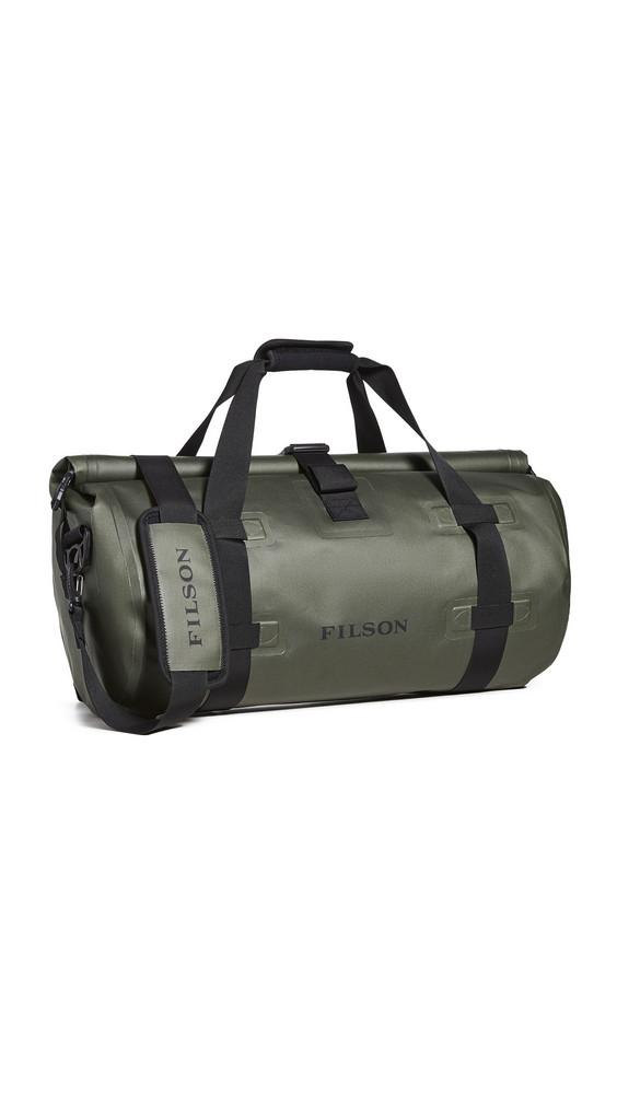 Filson Dry Medium Duffle Bag in green