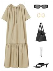le fashion image,blogger,dress,sunglasses,bag