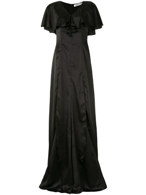 ANDREA IYAMAH wide-leg Meelah jumpsuit in black