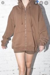 jacket,brandy melville