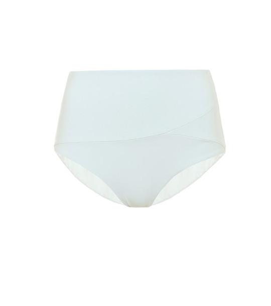 Marysia Lehi bikini bottoms in blue