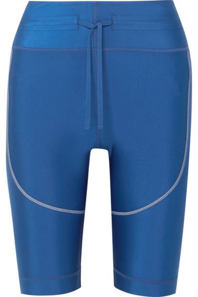 Nike - City Ready Reflective Stretch Shorts - Blue