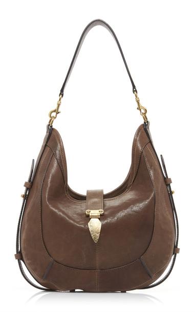 Isabel Marant Calusa Leather Hobo Bag