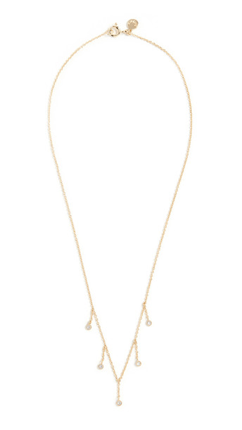 Gorjana Eloise Necklace in gold
