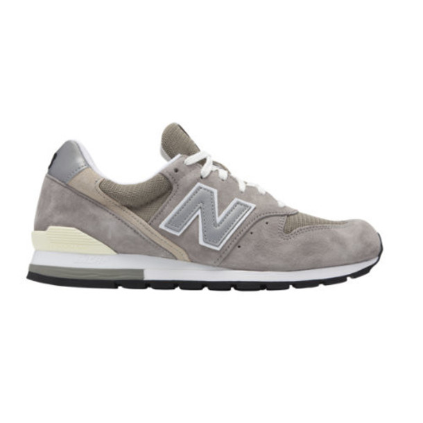 New Balance Made in US 996 Bringback Men's Made in USA Shoes - Grey/White (M996)