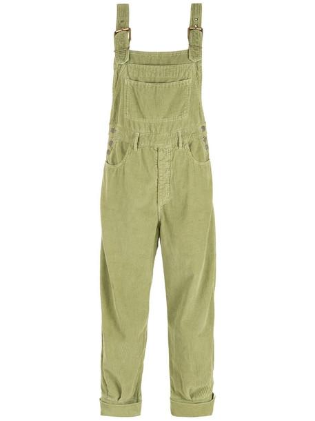 Nk corduroy jumpsuit - Green