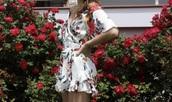 dress,romper,summer dress,summer outfits,summer,romantic summer dress,floral romper