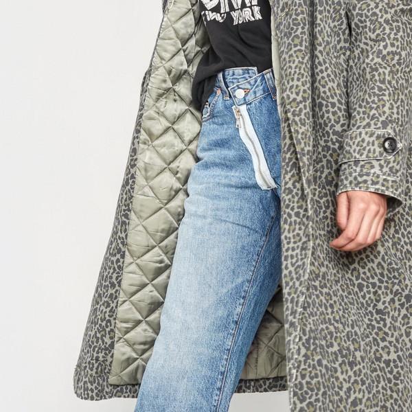 top coat pants