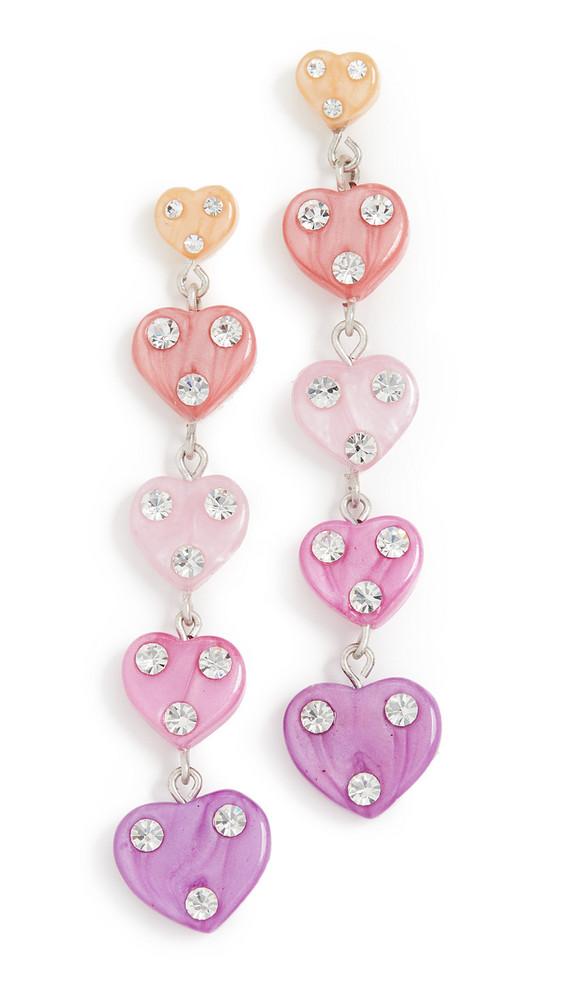 DANNIJO Leilani Earrings in multi
