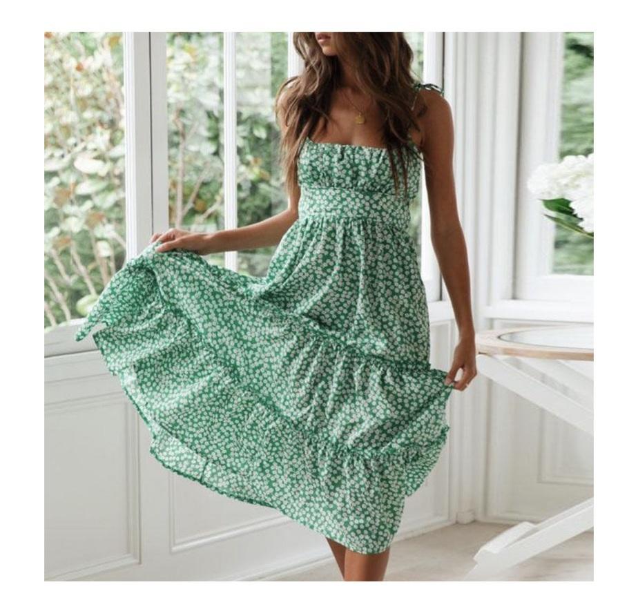 dress green dress