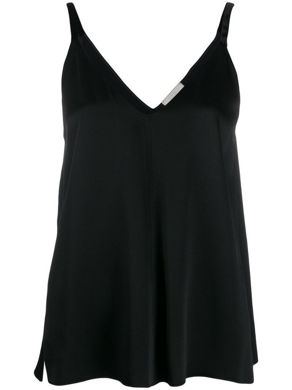 Forte Forte satin camisole in black