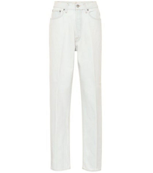 Golden Goose Deluxe Brand Shannen high-rise straight jeans in white