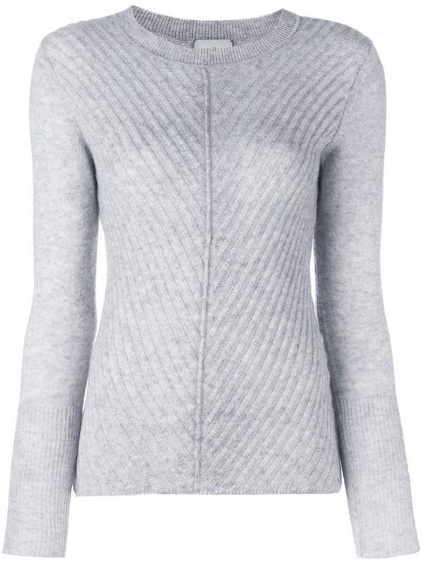 Le Kasha Zurich jumper in grey