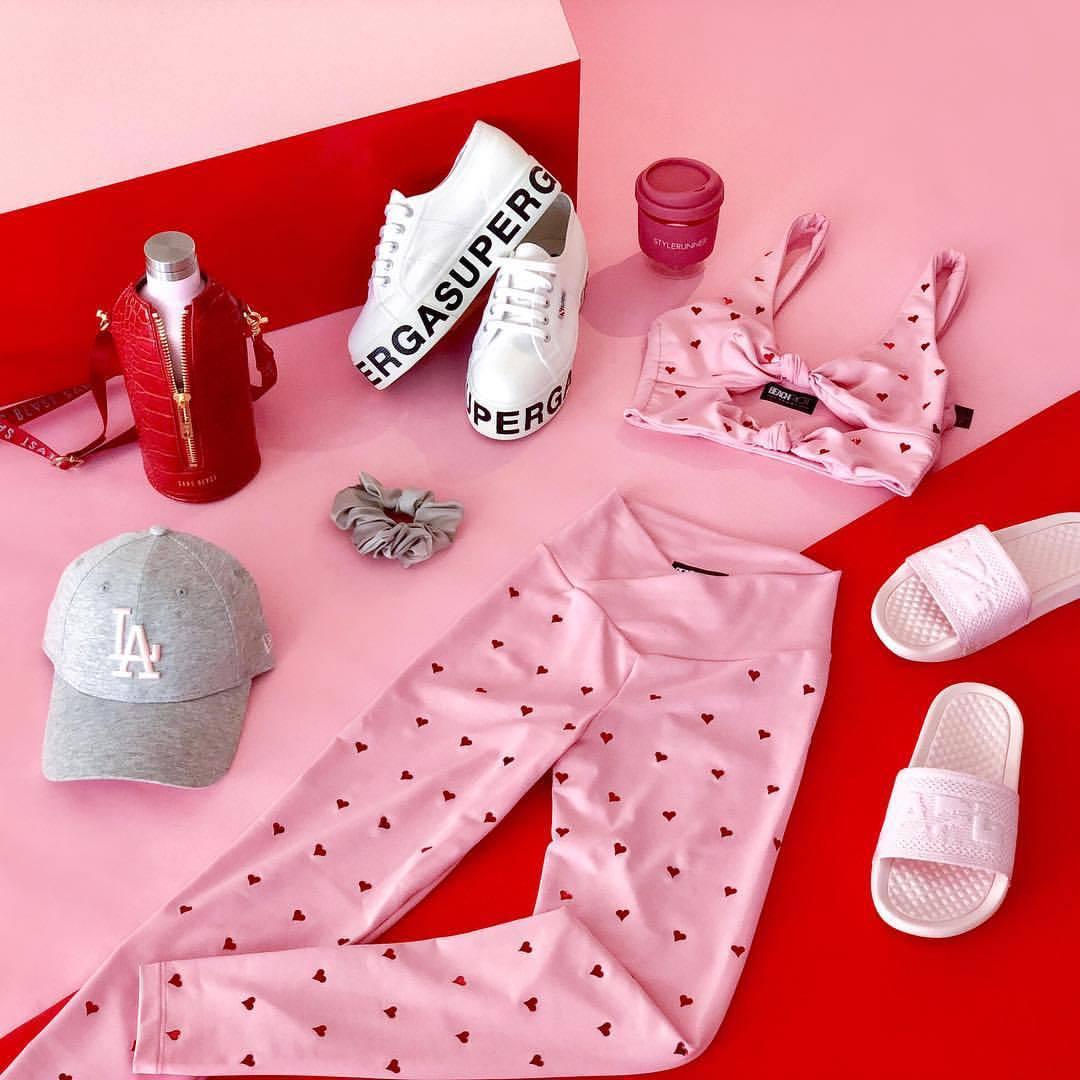 top pink top
