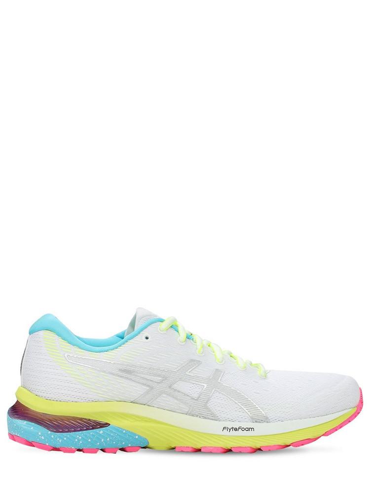 ASICS Gel-cumulus 22 Lite-show Sneakers in silver / white