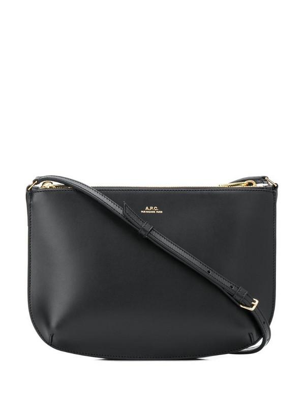 A.P.C. Sarah shoulder bag in black