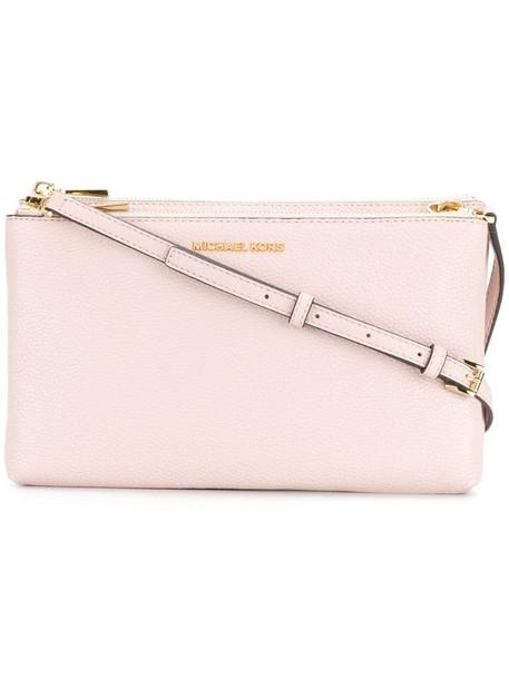 Michael Michael Kors Adele crossbody bag in pink