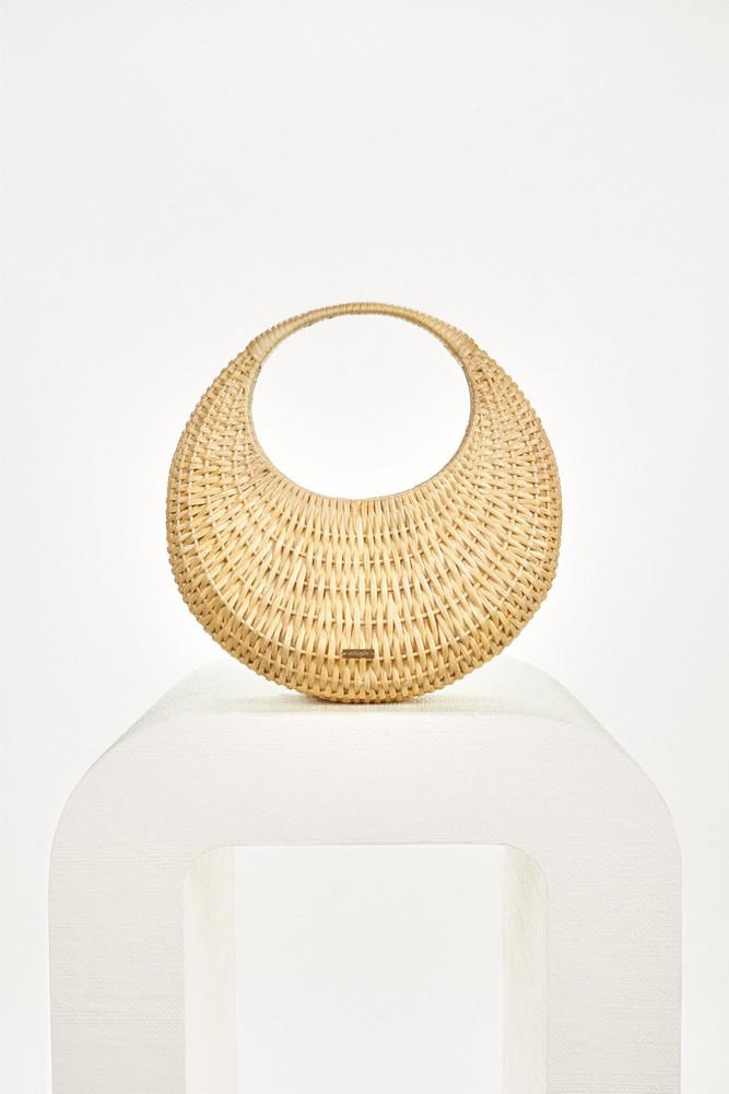 Cult Gaia Taja Bag - Natural                                                                                               $198.00