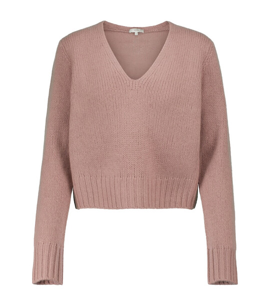 Vince Cashmere sweater in pink