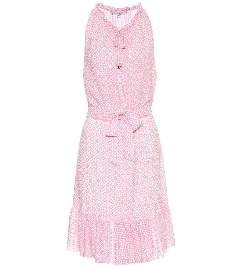 Heidi Klein Exclusive to Mytheresa – Printed dress in pink