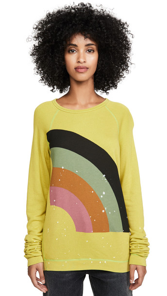 FREECITY Rainbow Jump Sweatshirt