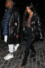 shoes,kim kardashian,kardashians,jacket,top,celebrity