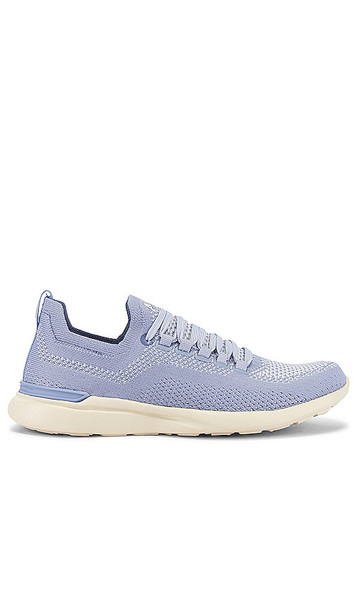 APL: Athletic Propulsion Labs TechLoom Breeze Sneaker in Baby Blue