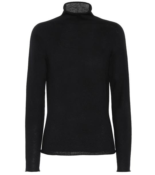 Joseph Wool high-neck sweater in black