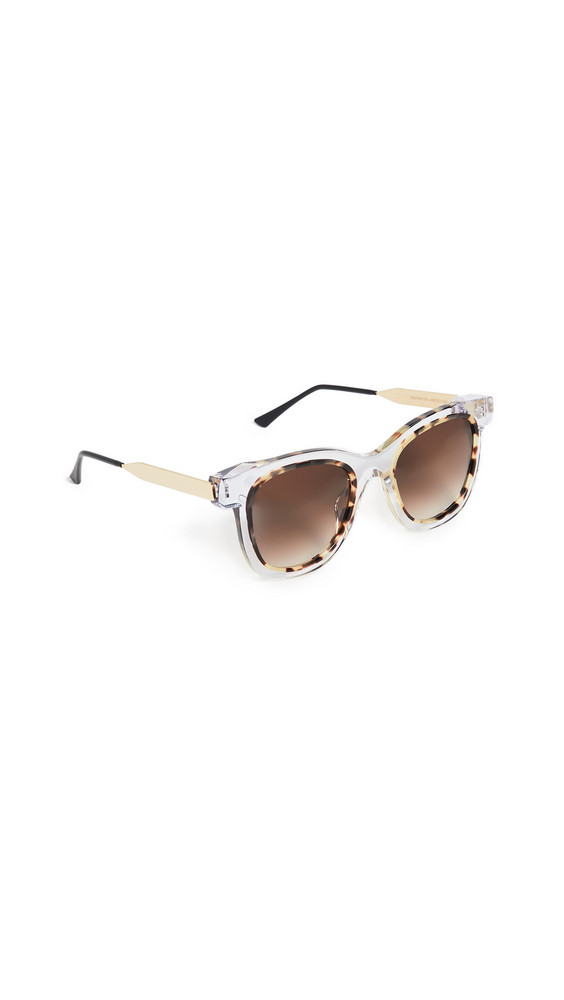 Thierry Lasry Savvvy 00 Sunglasses in clear