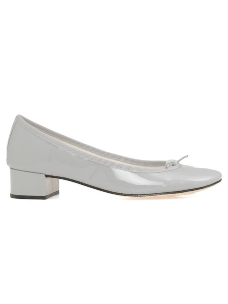 Repetto Camille Ballet Shoe in grey