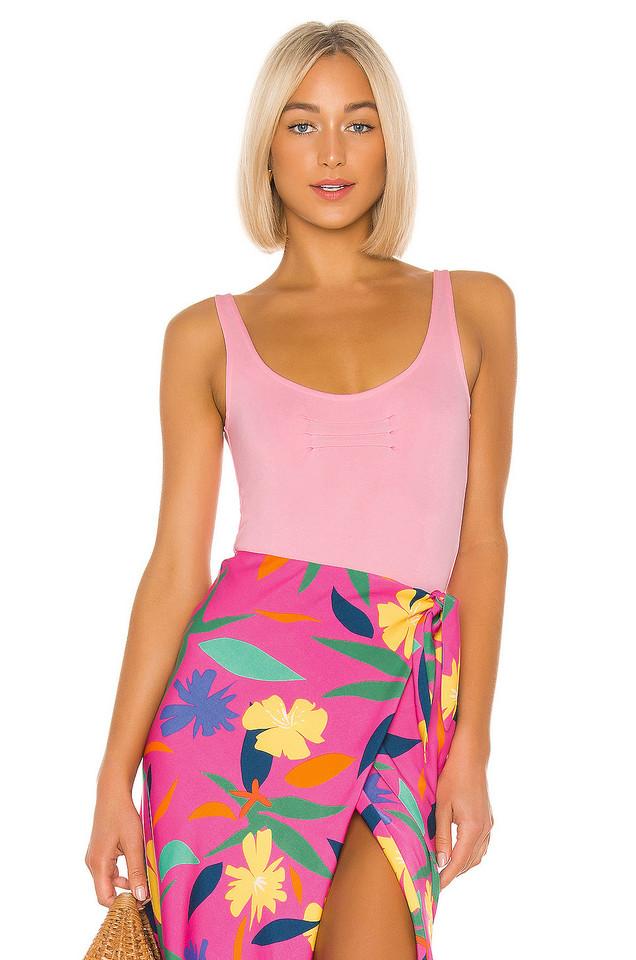 LPA Giada Bodysuit in pink