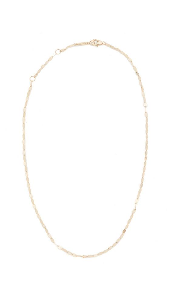 LANA JEWELRY 14k Mega Gloss Blake Chain Choker in gold / yellow