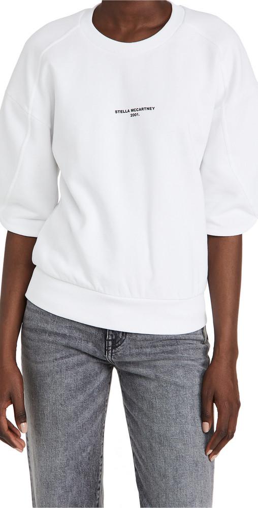 Stella McCartney Stella Logo 2001 Sweatshirt in white