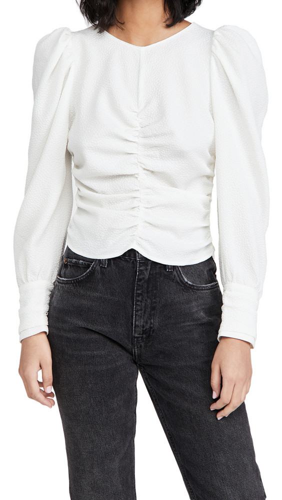 ASTR the Label Magdalene Top in white