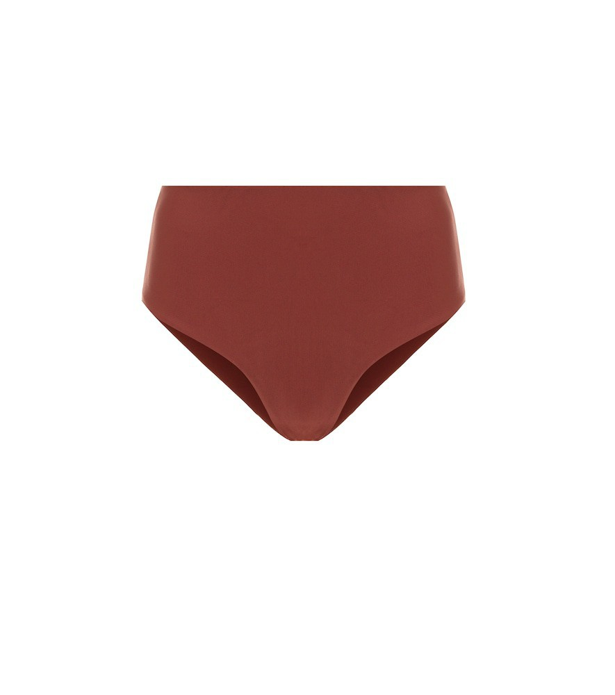Jade Swim Bound bikini bottoms in brown