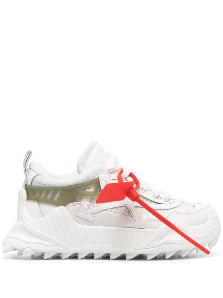 Off-White Odsy 1000 low-top sneakers in white