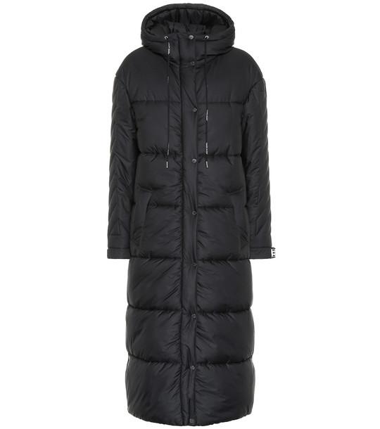 Off-White Down puffer coat in black