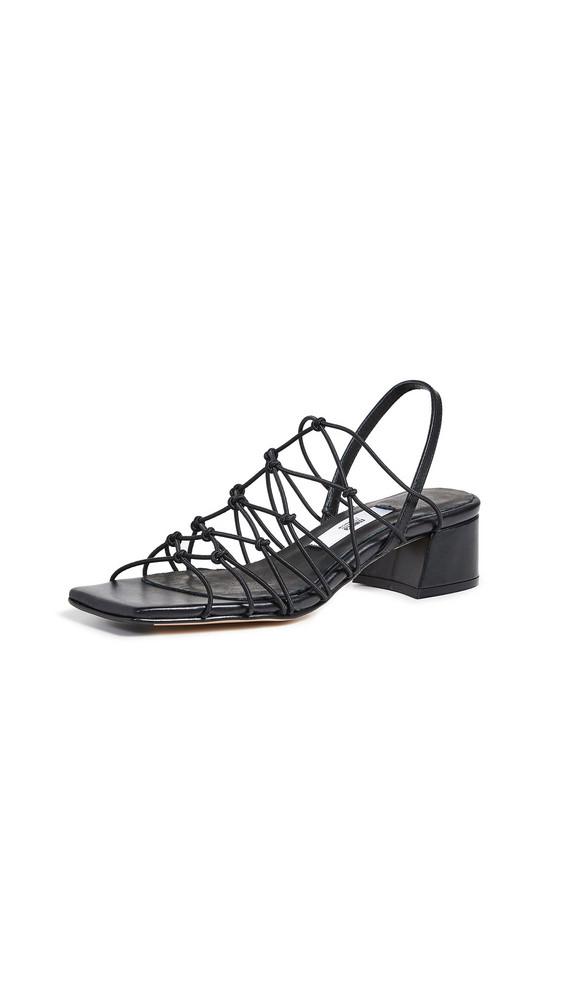 Miista Frida Block Heel Sandals in black